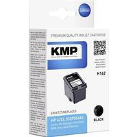 KMP Bläck Ersätter HP C2P05AE (62XL) Kompatibel Svart H162 1741,4001
