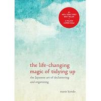 The Life-Changing Magic of Tidying Up: The Japanese Art of Decluttering and Organizing (Inbunden, 2014)