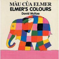 Mau Cua Elmer/Elmer's Colours (Inbunden, 2002)