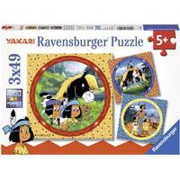 3 Puzzles - Yakari
