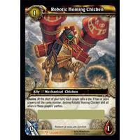 Robotic Homing Chicken - Rocket Chicken (Loot kort!) - Robot Kylling - World of