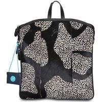 Gabs - Luigia B CGES Small Backpack - Black & White