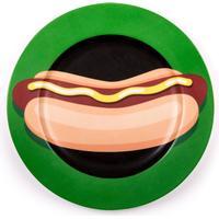 Seletti Hot Dog Flad Tallerken 27 cm