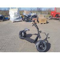Harley el løbehjul, el scooter, Litium batteri 60V 1000w hub motor