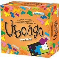 Ubongo Familj Pocket