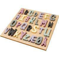 Sebra ABC Girl Wooden Puzzle