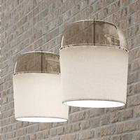 Designer LED hængelampe Dome S38-45