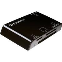 Transcend Multiläsare USB 2.0 (TS-RDP8K) Svart