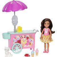 Barbie dukke, Chelsea og isbod
