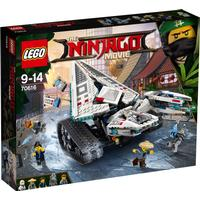 Lego The Ninjago Movie Isstridsvagn 70616