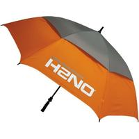 Sun Mountain H2NO Golf Umbrella Orange/Grey (16SUNH2NO-AND)