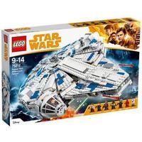 Lego Star Wars Kessel Togt Millennium Falcon 75212