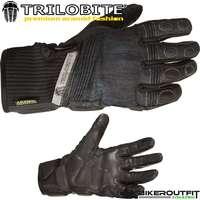 4d5418b1 Trilobite motorcykelhandsker PARADO mænd med KEVLAR touchscreen kompatibel  CE-certificeret sort L