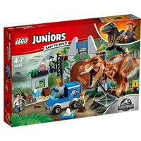 Lego Juniors T.Rex Breakout 10758