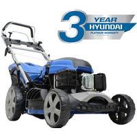 Hyundai HYM510SPE Electric Start 4in1 Self-Propelled Petrol Lawnmower