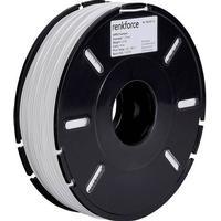 Renkforce 3D-skrivare Filament Renkforce HIPS 1.75 mm Vit 500 g