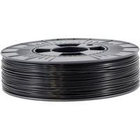 Velleman PLA175B07 Filament PLA-plast 1.75 mm Sort 750 g