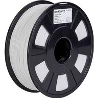 Renkforce 3D-skrivare Filament Renkforce PETG 1.75 mm Vit 1 kg