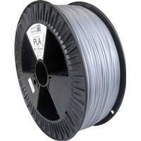 German RepRap 100531 3D-skrivare Filament PLA-plast 1.75 mm Grå (sidenmatt) 2.1 kg