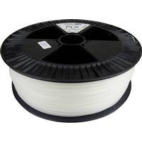 German RepRap 100505 3D-skrivare Filament PLA-plast 1.75 mm Sidenvit 2.1 kg