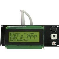 Tillbehör OU3D-LCD2004 Passar till 3D-skrivare ABS-aktiverade enheter, PLA-aktiverad enhet