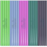 3Doodler PL-MIX11 Filamentpaket PLA-plast Grön, Grå, Ljusblå, Rosa 55 g