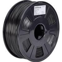 Renkforce 3D-skrivare Filament Renkforce ABS-plast 1.75 mm Svart 1 kg