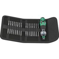 Wera Kraftform Kompakt 60 RA 05051040001 Set 17-delar