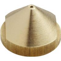 """Renkforce Munstycke """"V2"""" 0.8 mm för Extruder-versionen """"V2"""" (1,75 mm / 3 mm filament) Renkforce Tryska """"V2"""" 0,8 mm Passar till 3D-skrivare renkforce RF1000, renkforce RF2000"""