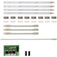 Velleman LED-effektbelysning för 3D-skrivare Vertex K8400 Velleman Vertex RGB LED nadogradnja za K8403 Passar till 3D-skrivare velleman Vertex