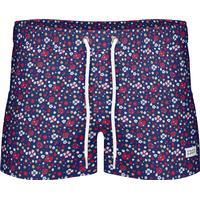 Frank Dandy Blume Swim Shorts - Navy