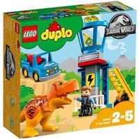 Lego Duplo T. Rex Tower 10880