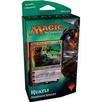 Wizards of the Coast Magic: The Gathering Ixalan Planeswalker Deck Huatli Dinosaur Knight