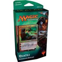 Wizards of the Coast Magic: The Gathering Ixalan Planeswalker Deck Huatli Dinosaur Knight