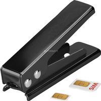 goobay 47009 Sort tilbehør til PDA, GPS og mobiltelefon, SIM-kort