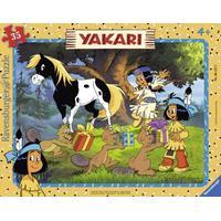 Rahmenpuzzle - Yakari
