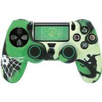 Hama Mod-Kit för PS4 Handkontroll - Fotball Green