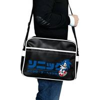 Sonic Japanese Logo Messenger Bag