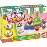 Kid's Dough, Modellervoks, Cupcake station