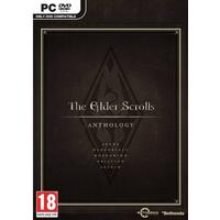 Elder Scrolls Anthology PC Game (Boxed and Digital Code)