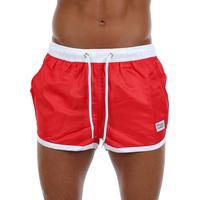 Frank Dandy St Paul Swim Shorts Red