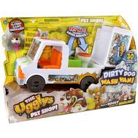 The Ugglys Pet Shop Dirty Dog Wash Van (19408)