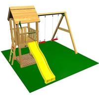 Jungle Gym Gyngemodul - Tilkøb til legetårne