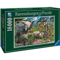 Ravensburger At the Waterhole 18000 Pieces