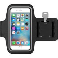 Løbearmbånd til iPhone 7 og iPhone 8 - Sort