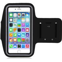 iPhone 6 Plus / 6S Plus og 7 Plus / 8 Plus Løbearmbånd - Sort
