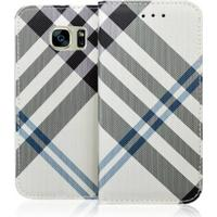 Samsung Galaxy S7 Edge Star Case Med Kortholder