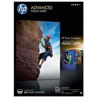 HP HP ADV GLOSSY PHOTO PAPER 250G