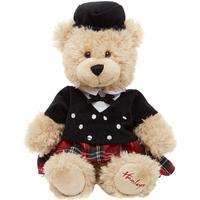 Hamleys Scotsman Teddy Bear 18cm