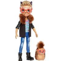 Mattel Enchantimals Hixby Hedgehog Doll